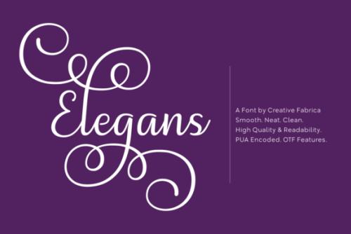 Elegans-Slant-by-Creative-Fabrica-1-2-580x387