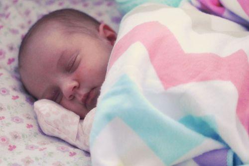 Emma Sleeping